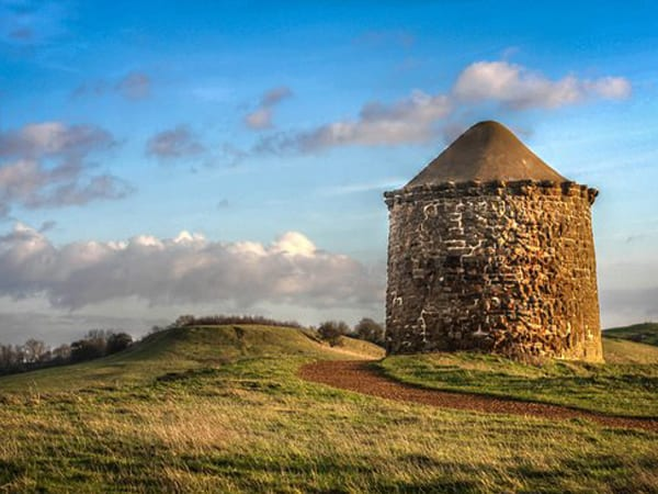 Burton Dassett Hills tower