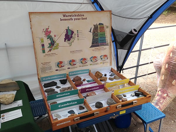 Fossil-box