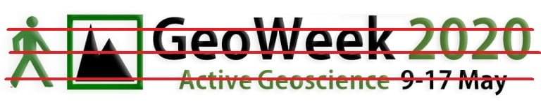Cancelled – Sadly, WGCG will not be participating in GeoWeek 2020 between 9-17 May